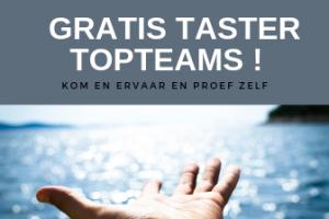Gratis taster TopTeams!